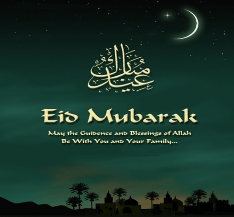 Eid Al-Fitr is come back :)